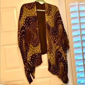 Vivante Kimono Shall jacket